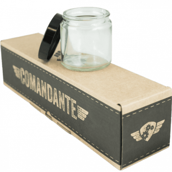 Tribeca Coffee - Comandante Grinder Jar