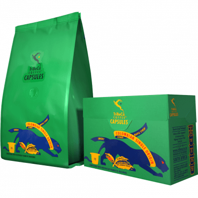 Tribeca Coffee Colombia Nespresso Capsules