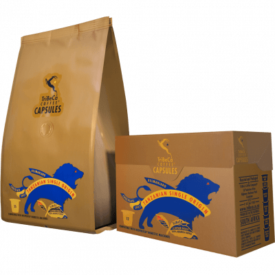 Tribeca Coffee Tanzania Nespresso Capsules