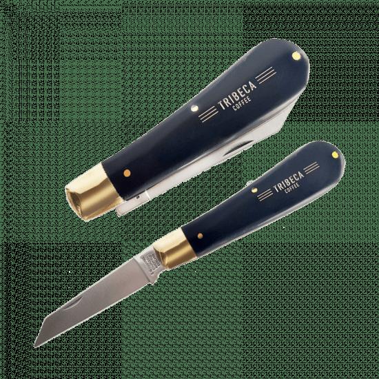 Tribeca Coffee Merchandise - Joseph Rodgers Drop Point Knife