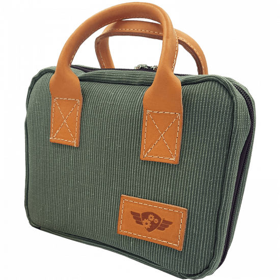 Tribeca Coffee - Comandante Grinder Forest Travel Bag